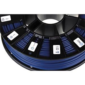PLA Filament - blau - 2,85 mm - 750 g REC