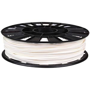 PLA Filament - white - 2,85 mm - 750 g REC