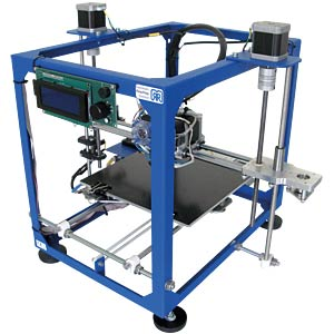 German RepRap 3D Drucker - Bausatz (Full-Kit) GERMAN REPRAP 100440