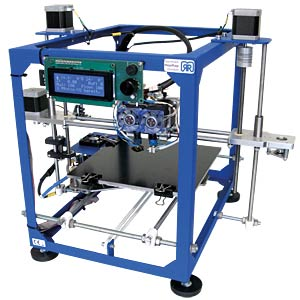 3D Drucker, PRotos V3 GERMAN REPRAP 100440