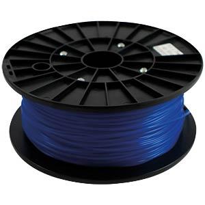 PLA filament — blue — 1.75 mm — 1 kg SYNERGY 21 S21-3D-000080