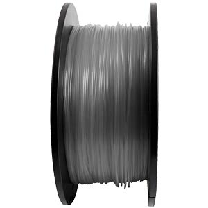 PLA Filament - silber - 1,75 mm - 1 kg SYNERGY 21 S21-3D-000096