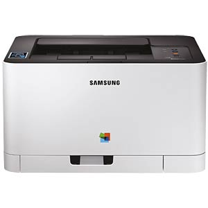 Colour laser printer with LAN/WLAN SAMSUNG SL-C430W/TEG