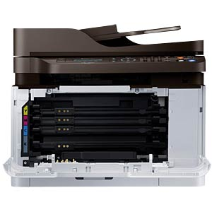 4in1 Farb-Multifunktionsgerät /LAN/WLAN SAMSUNG SL-C480FW/TEG