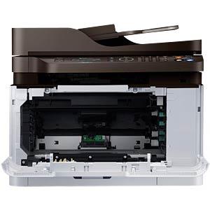 4-in-1 multifunction color laser printer with LAN/Wi-Fi SAMSUNG SL-C480FW/TEG