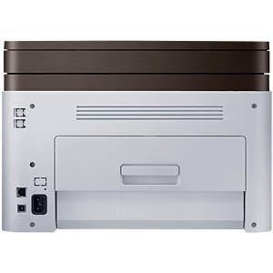 3in1 Farb-Multifunktionsgerät /LAN/WLAN SAMSUNG SL-C480W/TEG