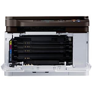 Drucker, Laser, 3 in 1, WLAN, LAN, USB SAMSUNG SL-C480W/TEG
