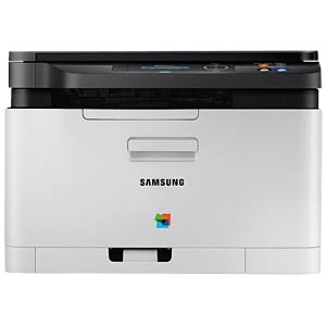 3-in-1 multifunction color laser printer SAMSUNG SL-C480/TEG