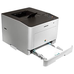 Colour laser printer with LAN/WLAN and duplex SAMSUNG CLP-680DW/SEE