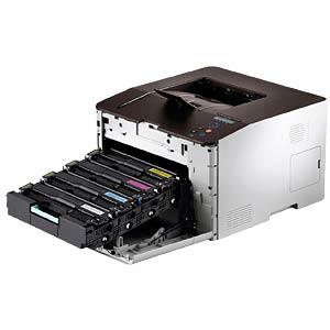 Farblaserdrucker, LAN, 18 S/min SAMSUNG CLP-415N