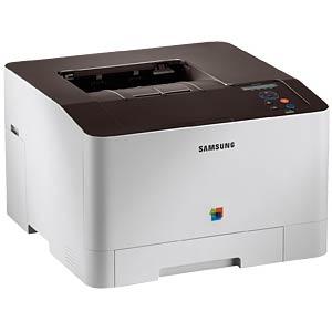Farb-Laserdrucker mit LAN SAMSUNG CLP-415N