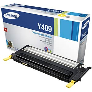 Yellow toner for SAMSUNG CLP-310, CLP-315 SAMSUNG CLT-Y4092S/ELS