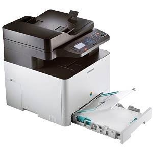 4in1 Farb-Multifunktionsgerät /LAN SAMSUNG CLX-4195FN/TEG