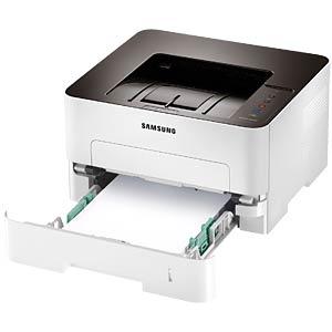 Monochrom Laserdrucker, LAN, 28 S/min, Duplex SAMSUNG SL-M2825ND/SEE