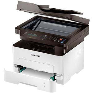 4in1 Multifunktionslaserdrucker mit LAN, Duplex SAMSUNG SL-M2875FD/XEC