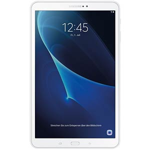 Tablet, Galaxy Tab A (2016, 10.1), Android 6.0 SAMSUNG SM-T580NZWADBT