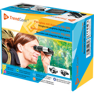 Fernglas mit Foto-/Videofunktion TECHNAXX 4790