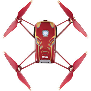 Quadrocopter, Tello, Iron Man Edition<br /> RYZE CP.TL.00000002.01