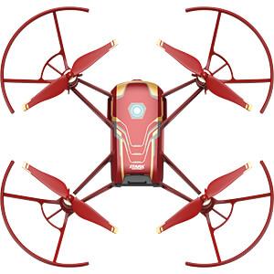 Quadrocopter, Tello, Iron Man Edition RYZE CP.TL.00000002.01