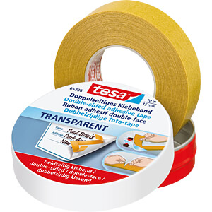 Double-sided tape, adhesive on both sides TESA 05338-00000-01