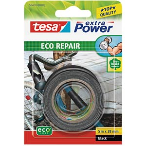Extra Power Universal ecoLogo, black TESA 56430-00000-00