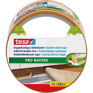 Double-sided adhesive tape Eco Fixation 5 m TESA 56450-00000-00