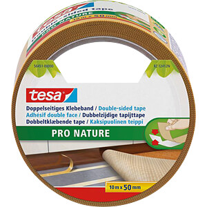 Double-sided adhesive tape Eco Fixation 10 m TESA 56451-00000-00
