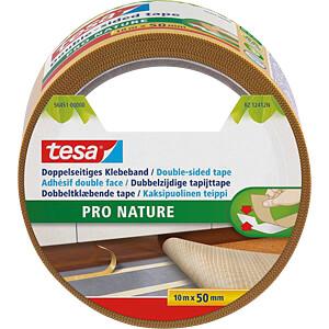 Doppelseitiges Klebeband Eco Fixation, 10 m TESA 56451-00000-00