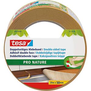 Doppelseitiges Klebeband Eco Fixation 25 m TESA 56452-00000-00