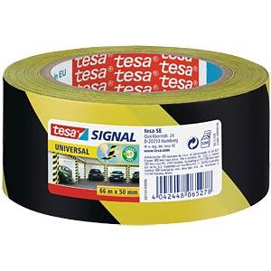 tesa® Signal Universal jaune/noir TESA 58133-00000-00