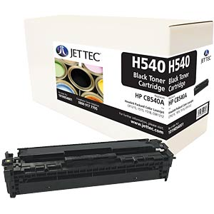 Jet Tec toner for HP CP1515N/CM1312, black JET TEC 101H054001