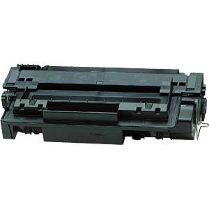 Toner - HP - schwarz - Q7551X - rebuilt JET TEC 137H755130