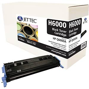 Jet Tec toner for HP ColorLaser 2600N, black JET TEC 137H600001