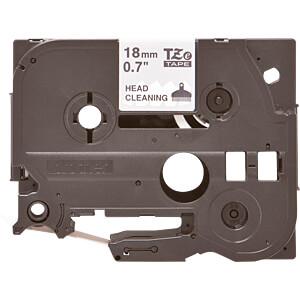 Reinigungsband, für 100 Durchläufe, 18mm BROTHER TZE-CL4