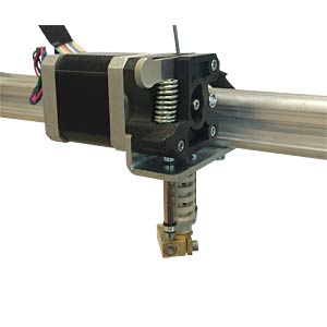 0.35-mm extruder with direct drive for K8200 VELLEMAN K8203