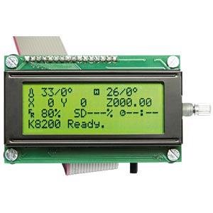 Autonomous controller for K8200 VELLEMAN VM8201