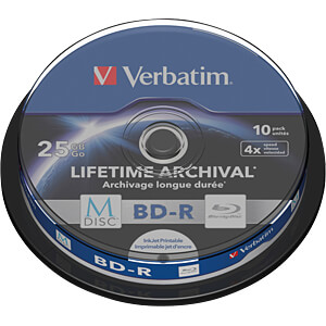VERBATIM 43825 - BD-R