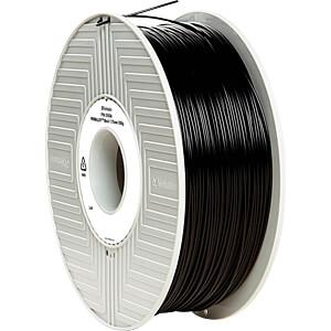 PRIMALLOY Filament - schwarz - 1,75 mm - 500 g VERBATIM 55506