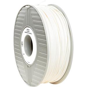 BVOH Filament - weiß -  1,75 mm - 500 g VERBATIM 55901