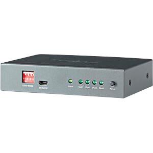 N VSPL3404AT - HDMI™ Splitter, 4-port