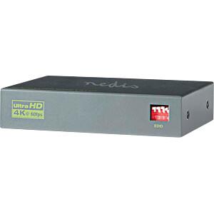 N VSPL3434AT - HDMI™ Splitter, 4-port, 4K2K@60fps / HDCP2 2