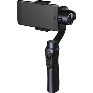 Smartphone gimbal with 360° rotation, black ZHIYUN