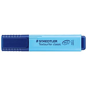 Highlighter, chisel tip, blue STAEDTLER 364-3