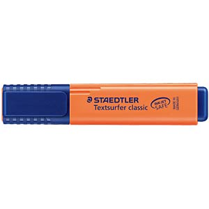 Highlighter, chisel tip, orange STAEDTLER 364-4