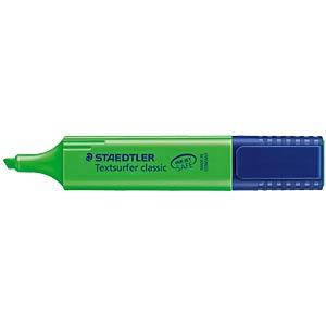 Textmarker, Keilspitze, grün STAEDTLER 364-5