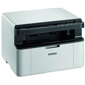 Multifunktionslaserdrucker, 3 in 1, 20 S/min BROTHER DCP1510G1