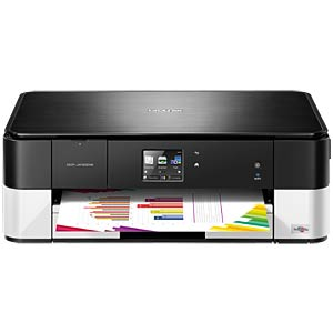 Drucker, Tinte, 3 in 1, A3, WLAN, Duplex BROTHER DCPJ4120DWG1