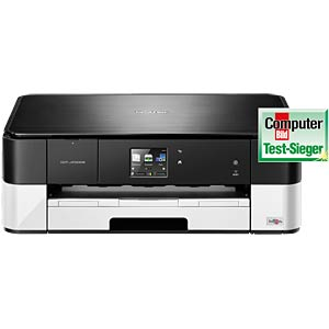 3in1 Multifunktionsdrucker A3 mit WLAN, Duplex BROTHER DCPJ4120DWG1