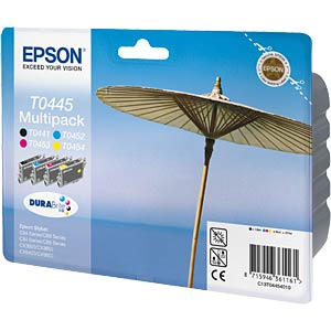 Multi-pack: Epson Stylus Color C64/66/84/86... EPSON C13T04454010