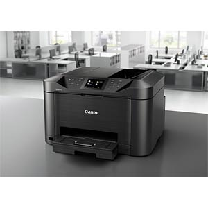 4in1 Multifunktionsdrucker - USB, LAN, WLAN CANON 0960C006